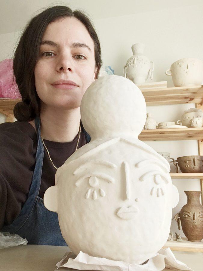 Miri Orenstein ceramic artist