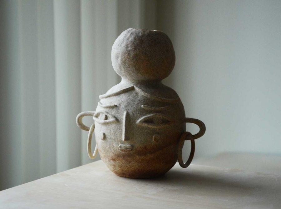 recovering perfectionist ceramic art