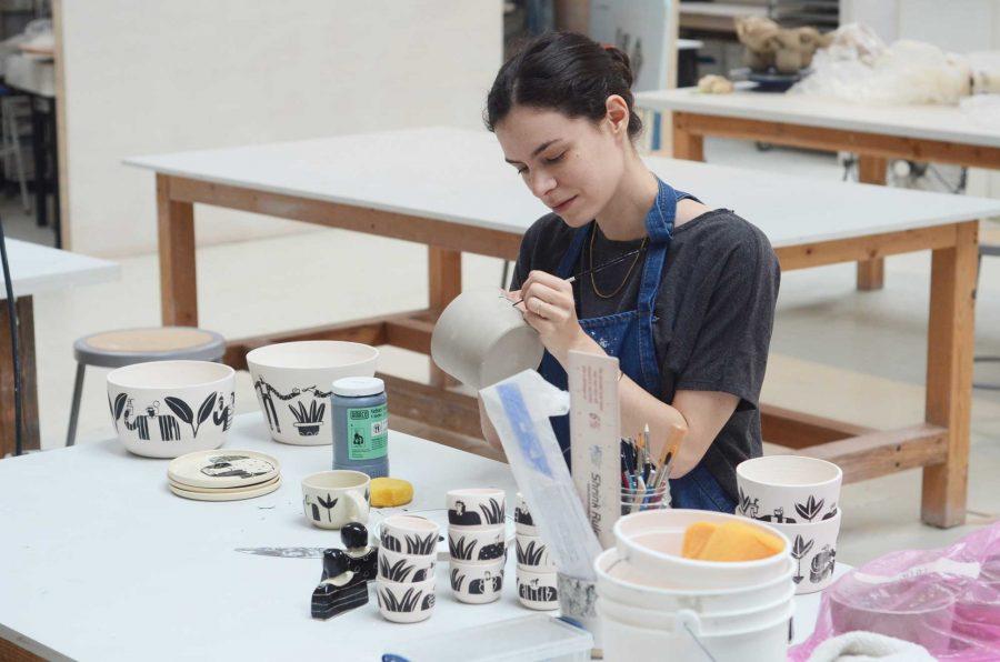 recovering perfectionist Miri Orenstein ceramic